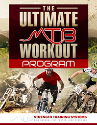 The Ultimate MTB Workout Program