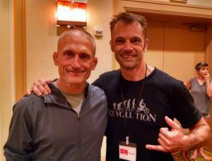 Steve Maxwell after showing me how to move better.