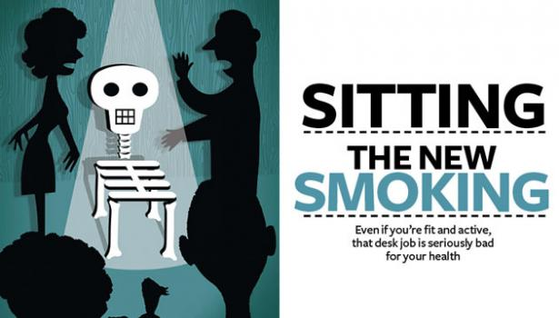 Sitting The New Smoking