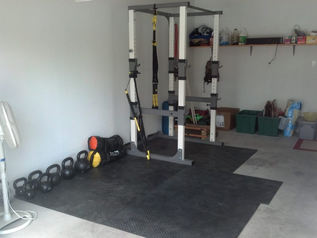 How to set up a home gym that gets great results without breaking the bank…