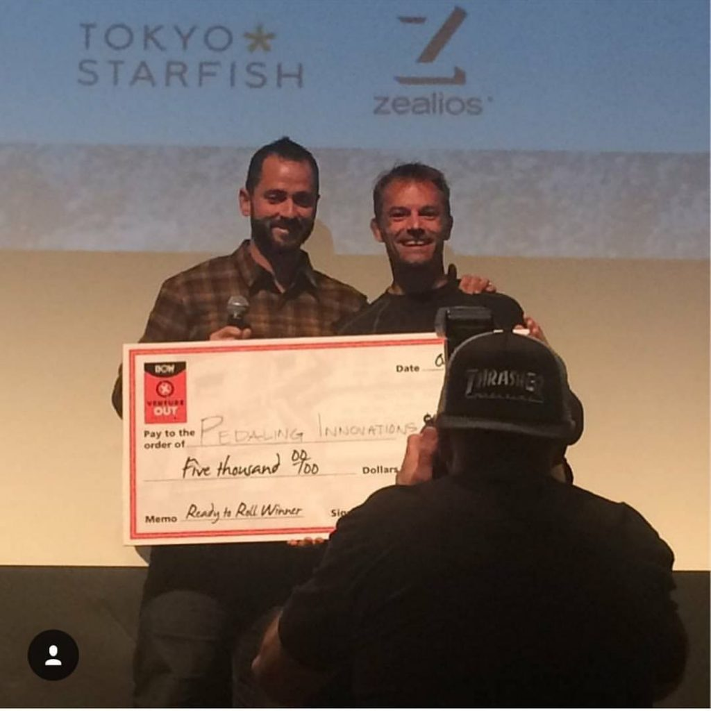 Pedaling Innovations Wins Bend Outdoor Worx Conference