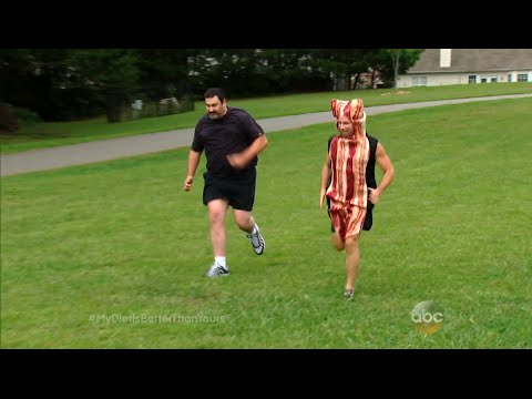 Bacon Running