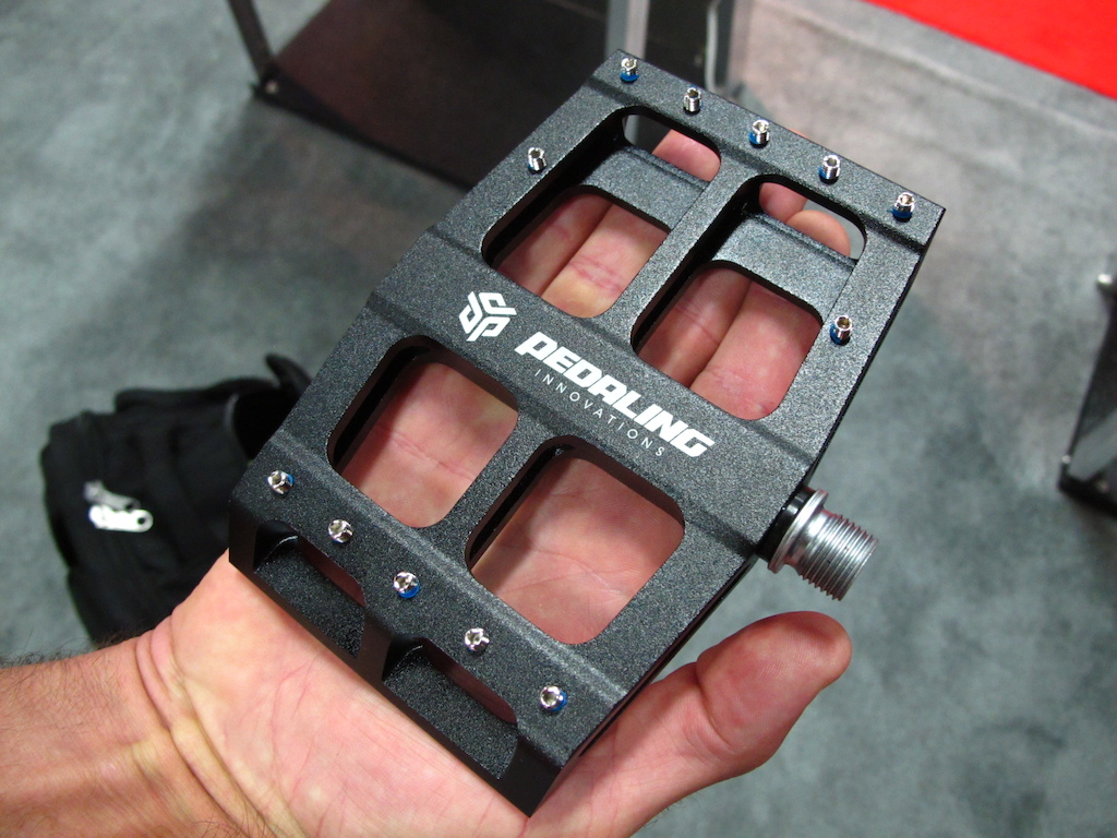 Catalyst Pedal at InterBike