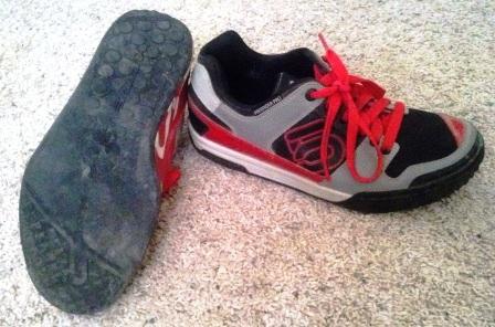 New Five-Ten/ 5-10 Freerider VXI Shoe Review
