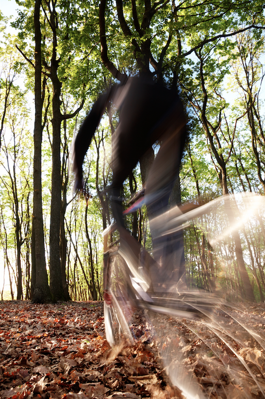Health vs. Fitness: Why being fit to ride a bike doesn't mean you are healthy.