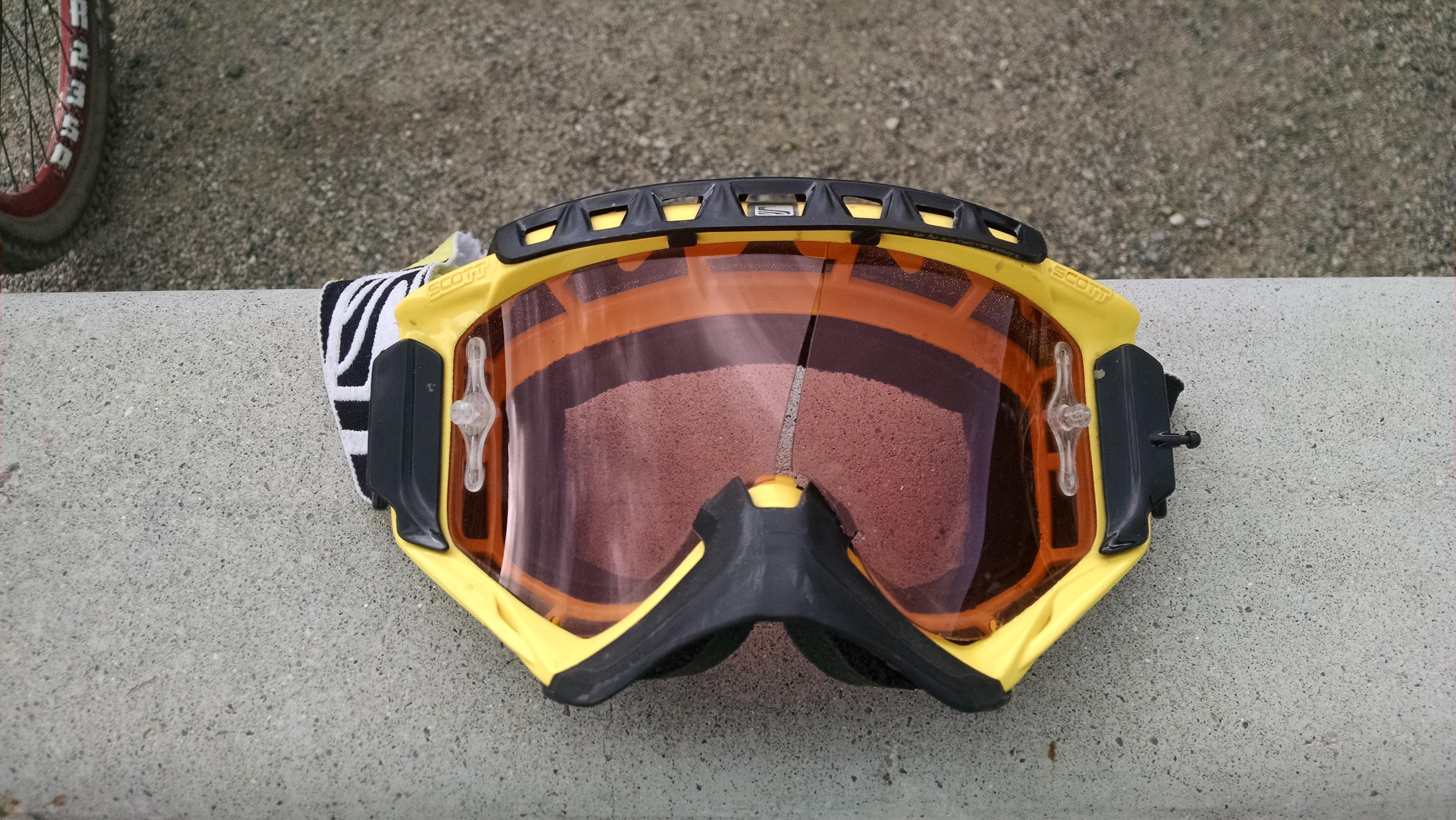 Split Goggles