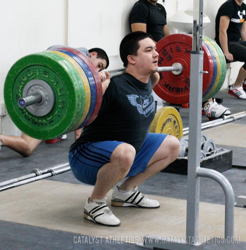 olympicSquat