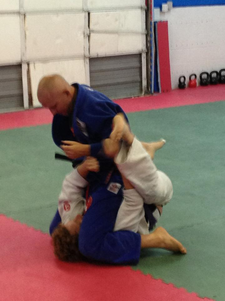 Don't fall victim to Learned Helplessness – lessons from getting smashed by a black belt