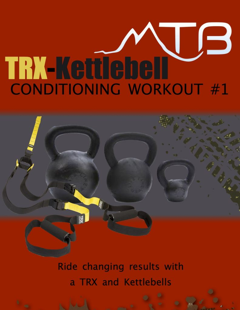 New MTB TRX-Kettlebell Conditioning Workout for only $7!