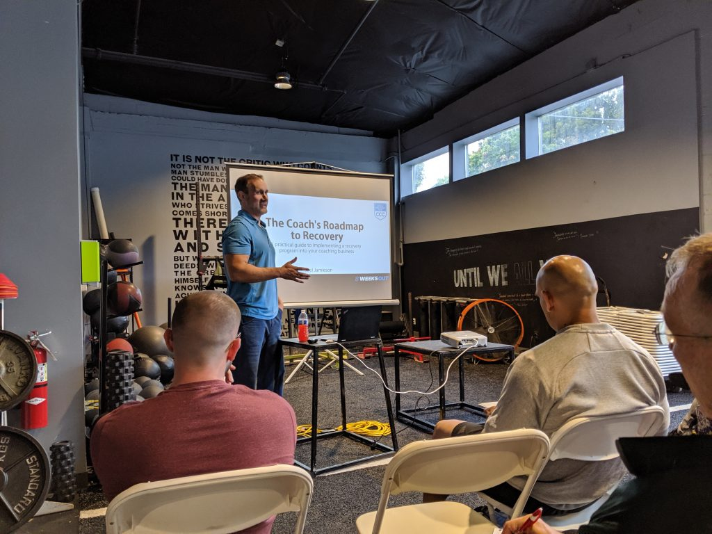 New Podcast – Bioforce Coaches Seminar Recap