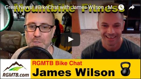 Stretching, Walking and Throwing Rocks – I Get Interviewed by The Regular Guy Mountain Biking Show