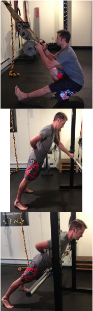 Naked Warrior revisited – Single Limb Training for Injuries