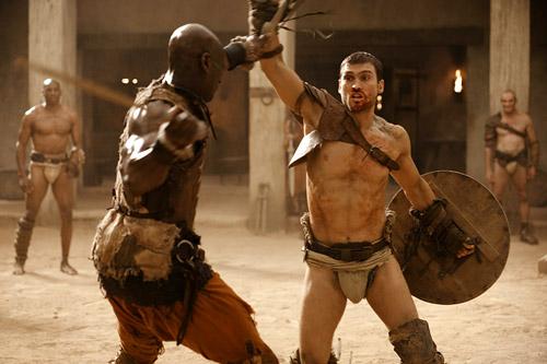 Spartacus Sandbag Workout
