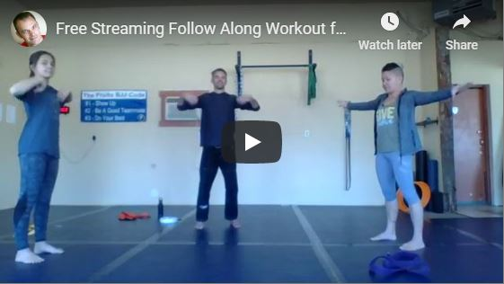 Free Follow Along MTB Specific Workout – Mobility & Isometrics