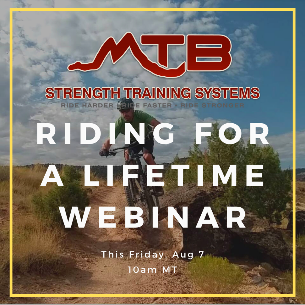 New Riding For A Lifetime Webinar – Improve your training, riding and lifestyle skills