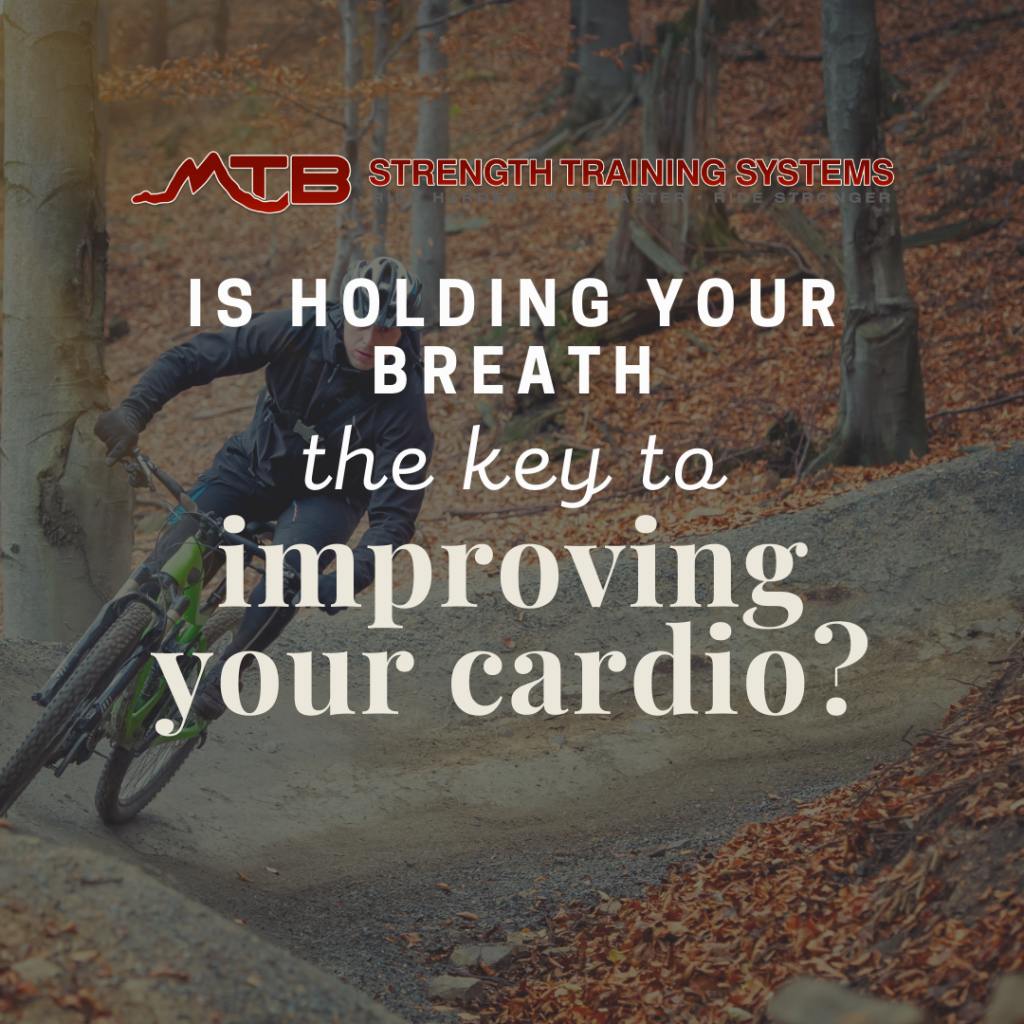 Is Holding Your Breath the Key to Improving Your Cardio?